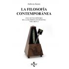 La filosofía contemporánea (Una nueva historia de la filosofía occidental, 4)