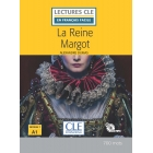 La Reine Margot - Livre + CD MP3 (Lectures clé en français facile)