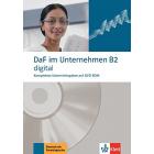DaF im Unternehmen: Komplettes Unterrichtspaket B2 auf DVD-Rom