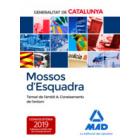 Mossos d'Esquadra. Temari de l´àmbit A: Coneixements de l'entorn (Octubre 2019)