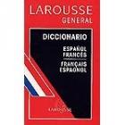 Diccionario general español-francés, francés-español