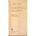 Semiótica (Diccionario razonado de la teoría del lenguaje). Vol I