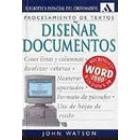 Procesamiento de textos.Diseñar documentos