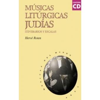 Músicas litúrgicas judías. Itinerarios y escalas