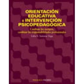 Orientación e intervención psicopedágogica