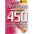 450 nouveaux exercices. Révision. Intermédiaire. CD-ROM