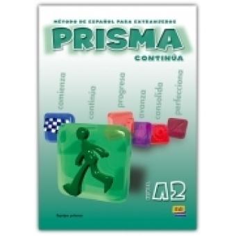 Prisma A2 Continúa Libro del alumno + CD