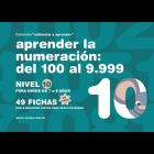 Aprendre la numeració.Nivell 10 del 100 al 999