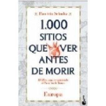 1000 sitios que ver antes de morir EUROPA