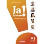 Ja genau! A1. Kurs- und Übungsbuch mit Lösungen - Band 1