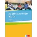 So geht's zum DSD (Deutsches Sprachdiplom) B2/C1 Testbuch