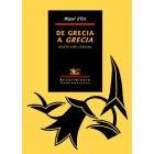 De Grecia a Grecia (Escritos sobre literatura)