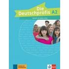 Die Deutschprofis: Testheft A2 mit Audios Online