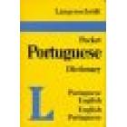 Pocket portuguese dictionary. Portuguese - english, english - portuguese