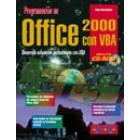 Programación en Office 2000 con VBA