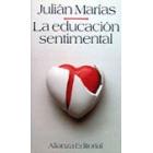 La educación sentimental.