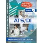 ATS/DI. Atenció Especialitzada. Temrai Vol 2. Institut Català de la Salut