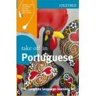 Take Off In Portuguese. Book + 4 CDs