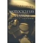 Motocicletas clásicas.Viaje por las mejores motos de la historia