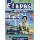 Etapa 6. Agenda.com Libro del alumno + CD (Nivel B1.1)