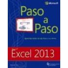 Paso a paso. Excel 2013