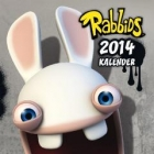 Rabbids, Broschürenkalender 2014
