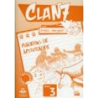 Clan 7 con ¡Hola, amigos! 3 - Nivel A2. Cuaderno de actividades