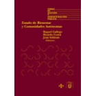 Estado de bienestar y comunidades autonomas: la descentralizacion de las politicas sociales en España