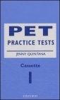 Pet Practice Tests Cass N/ED