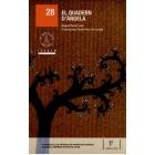 El quadern d'Àngela (V Premi Vila de Paterna Narrativa Infantil Vicenta Ferrer Escrivà 2009)