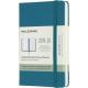 Moleskine* Agenda Semanal 18 meses Pocket (cartoné-verde)