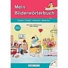 Mein Bilderwörterbuch, Deutsch - Arabisch, m. Audio-CD .