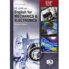 Flash on english for mechanics & electronics