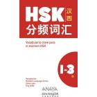 Vocabulario clave para la preparación del HSK 1-3