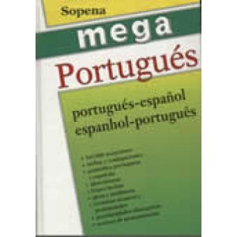 Mega portugués. Portugués- español, español-portugués