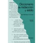 Diccionario de redacción y estilo