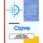 Word 2003 (Funciones básicas)