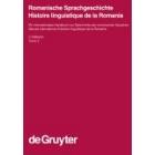 Romanische Sprachgeschichte: Ein internationales Handbuch zur Geschichte der romanischen Sprachen, II