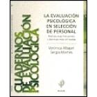 La evaluación psicológica en la selección personal