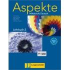Aspekte 2 (B2+) Lehrbuch + DVD