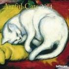 Artful Cats, Broschürenkalender 2014