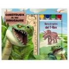 Construeix el teu dinosaure (amb una maqueta de fusta per muntar)