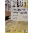Passaporte para Portugues: Pack: Livro do Aluno+ficheiros audio & Caderno de