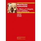 Manifiesto comunista. Ed. bilingüe coment. (Cast./Alemán)
