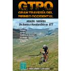GTPO Gran Travesía del Pirineo Occidental. Aragón - Navarra. De Aneto a Hondarribia en BTT