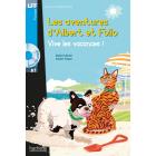 Albert et Folio - Vive les vacances ! + CD Audio