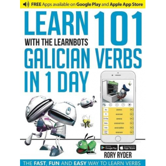 Learn 101 Galician Verbs in 1 Day (Learnbots)