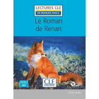 Le Roman de Renart - Livre + CD MP3