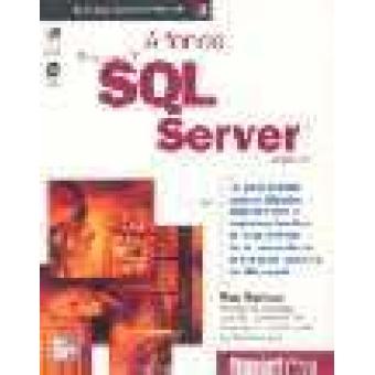 A fondo Microsoft SQL Server versión 6.5