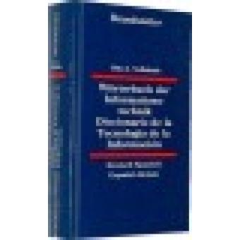 Wörterbuch der Informationstechnik : Deutsch-Spanisch